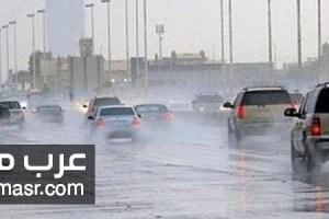 الاحوال الجوية في مصر هيئة الارصاد الجوية تؤكد سقوط الامطار لمدة اسبوع