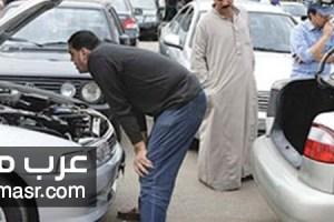 المهندس عاطف عبد الحميد محافظ القاهره يعلن عن نقل سوق السيارات من الحي العاشر مدينه نصر