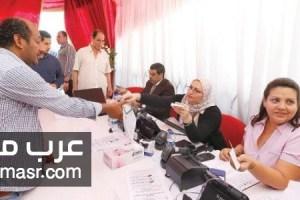 اول ايام الانتخابات الرئاسية للمصريين بالخارج رقص وزحام أمام السفارة المصرية بابو ظبي