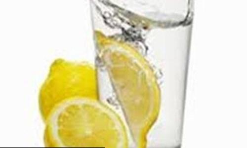 تناول الليمون علي الريق مع الماء يجعل جسمك اكثر نشاطا واكثر صحه