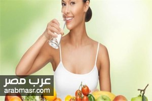 فقد المياة في الصيف تعرف الان علي أطعمة ومشروبات تعوض الجسم لفقد المياه