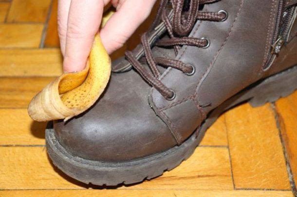 حيل تخص الأحذية