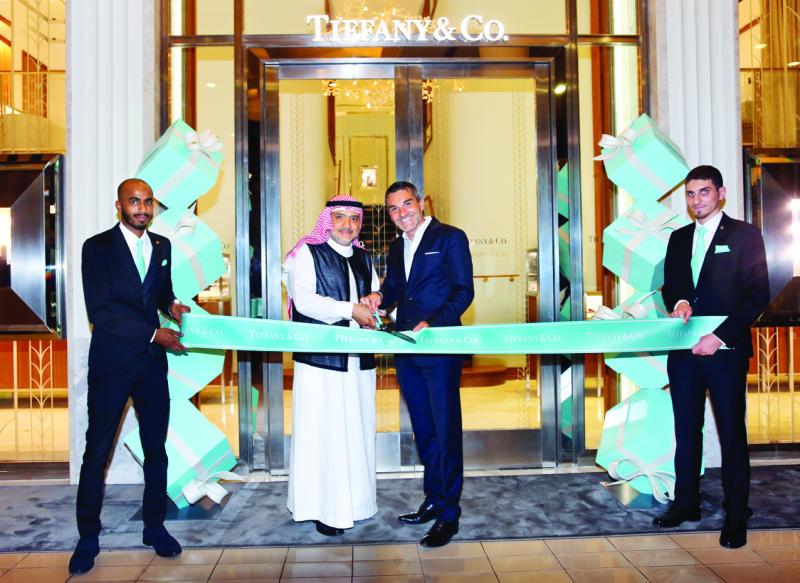 Tiffany opens boutique in Riyadh  Arab News