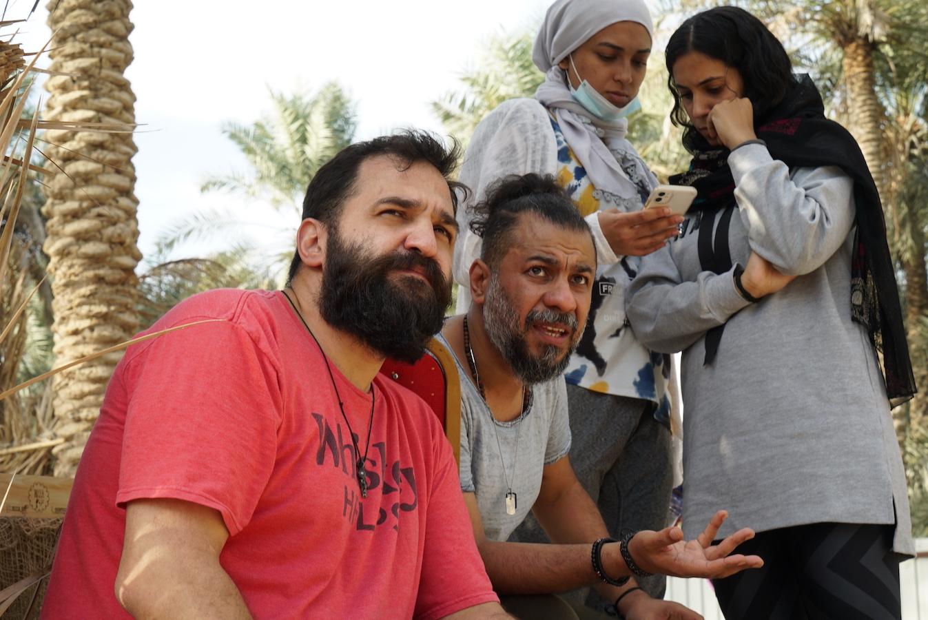 Arabian apocalypse: Inside a live-streamed Saudi horror movie - The Daily Podium