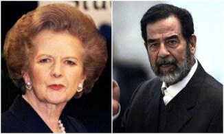 Saddam Hussein 'acted like Hitler' during Kuwait invasion, former UK PM Thatcher said