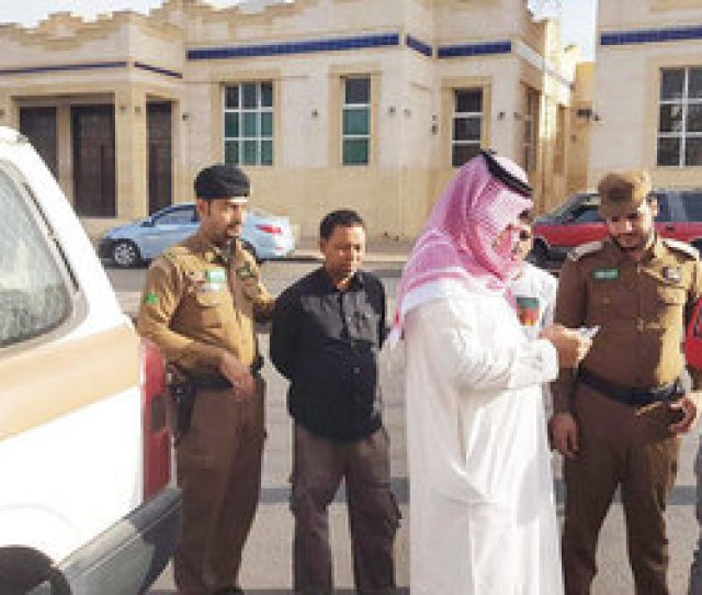 Identified Iqama Violators In  Days Across Ksa