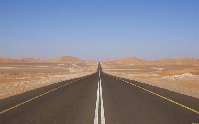 Saudi Arabia home to the world's longest straight road | Arab News