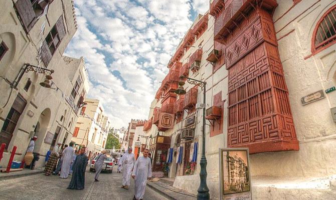 Jeddah's Kanz Al-Balad, Al-Ozwa Street Performance enthrall