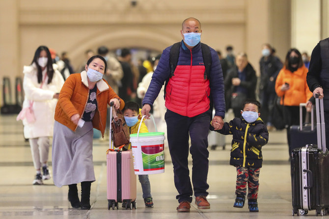 Saudi Arabia to screen passengers arriving from China for ...
