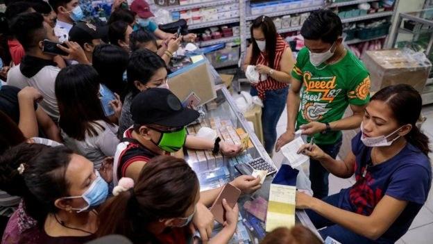 Philippines postpones nationwide mall sales amid coronavirus ...