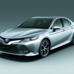 All New Camry Hybrid Kelebihan Dan Kekurangan Grand Avanza 2016 Debuts In Ksa Arab News