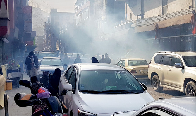 air pollution becomes afghanistan