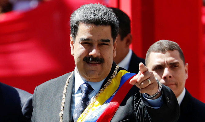 Image result for us supported military coup against venezuela president nicolas maduro