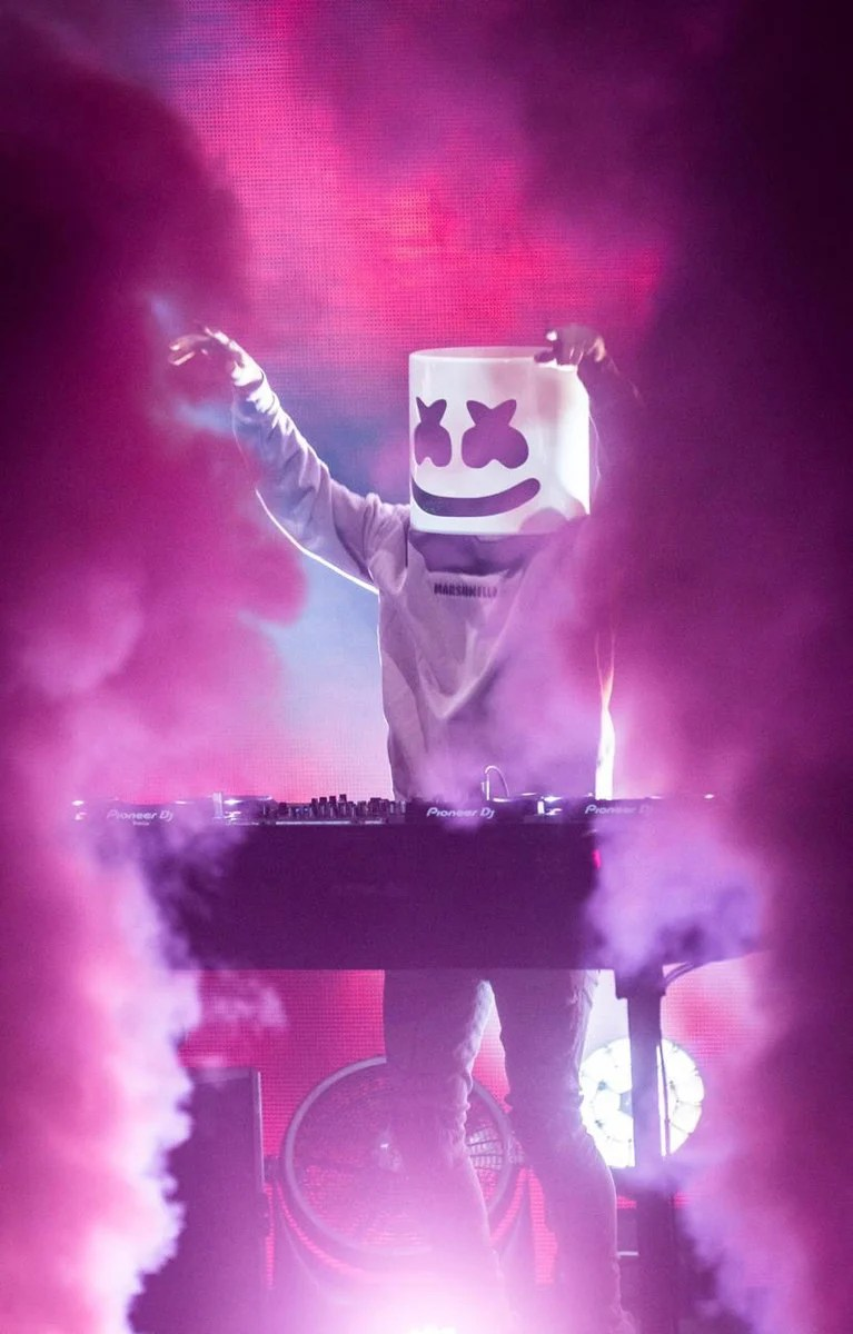 EDM star Marshmello's first Saudi gig is anything but mellow