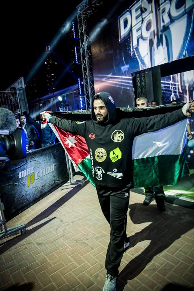 Desert Force 20 - Anas Siraj Mounir Vs. Tareq Hamdi - a1