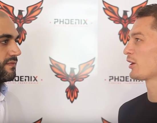 Phoenix Andrei Kulebin