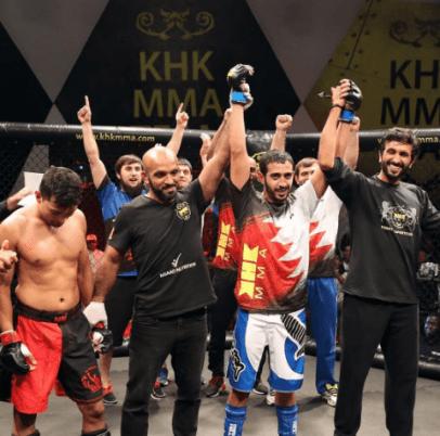Sheikh Khalid win