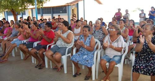 mães da cohab aplaudem iniciativa