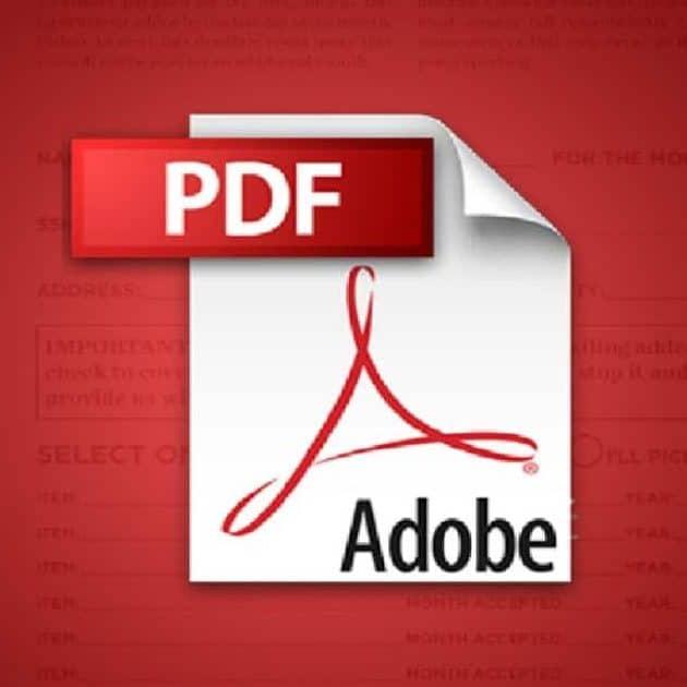 تعديل ملفات Pdf بدون Adobe Acrobat