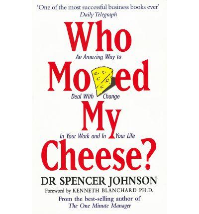 من الذي حرك قطعة الجبن الخاصة بي - الكتب الاكثر مبيعا في التاريخ