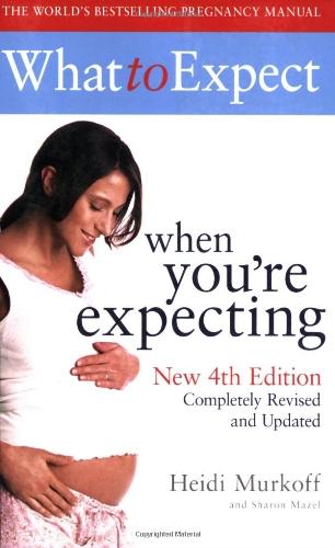 ماذا تتوقعين عندما تكوني حاملاً - الكتب الاكثر مبيعا في التاريخ