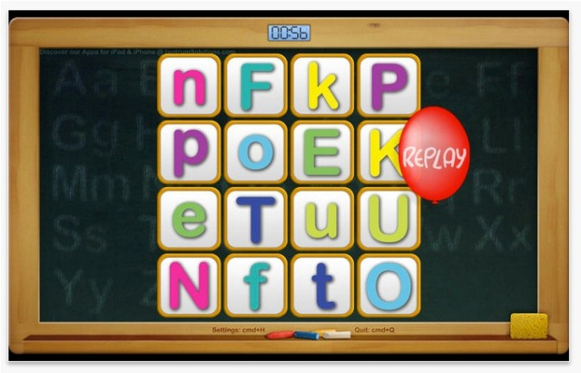 alphabet1 أفضل 15 تطبيق تعليمي للأطفال