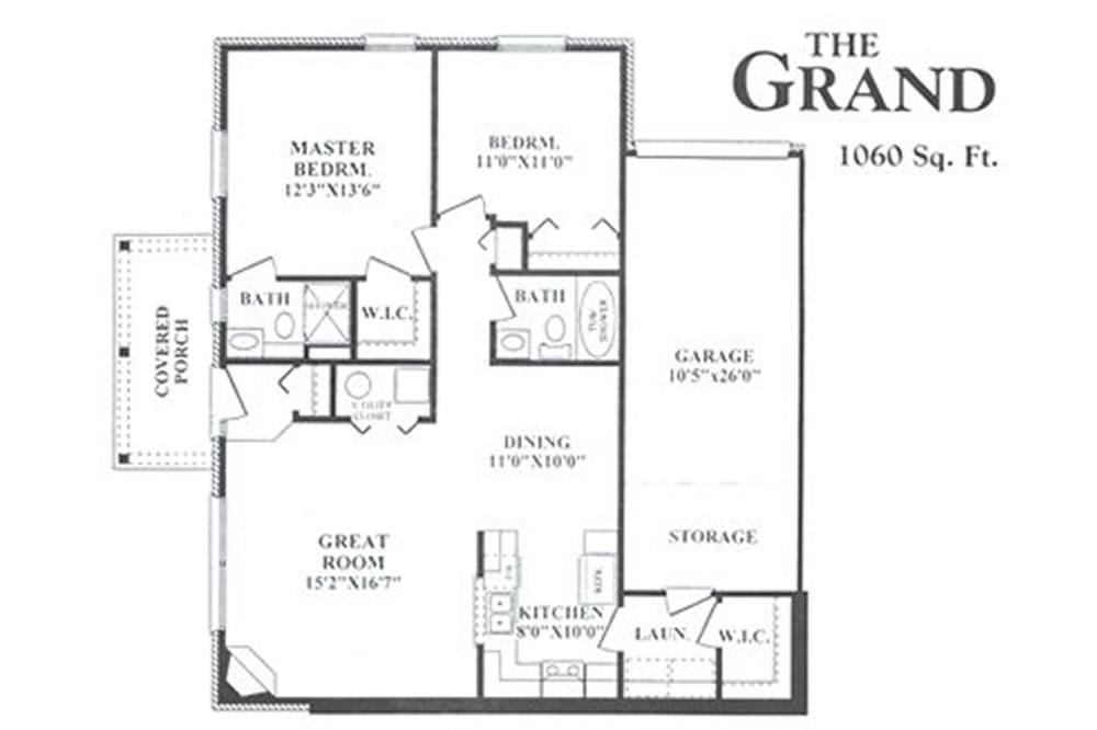 The Enclave Amenities & Floorplans — Aragona Properties