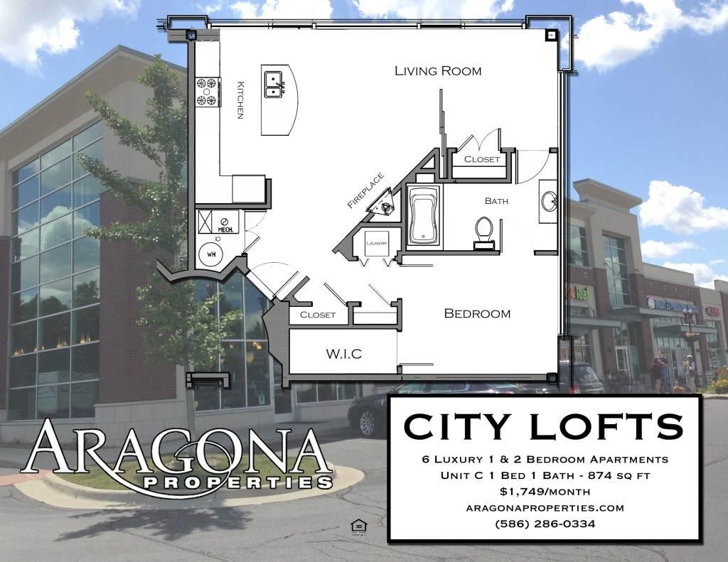 Luxury Apartments Rochester Mi