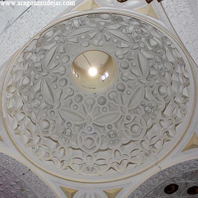 ALHAMA DE ARAGON Iglesia de la Natividad de Nuestra Seora