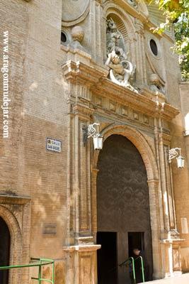Iglesia de San Miguel de los Navarros Zaragoza