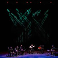 Miguel Poveda. Auditorio de Zaragoza, 28/1/17. Por Jaime Oriz