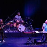 John Mayall en la Sala Mozart el 18 de febrero de 2017. Foto de Ángel Burbano