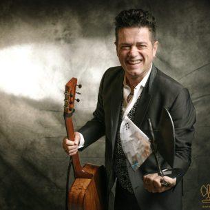 Santiago Auserón en los XVIII Premios de la Música Aragonesa Aragón Musical. Foto, Jal Lux