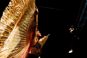 Golden Dawn Arkestra en Pirineos Sur 2017, por Jaime Oriz