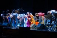 Joan Chamorro & Jazz Ensemble el 25 de noviembre de 2017 en la Sala Multiusos. Por Ángel Burbano