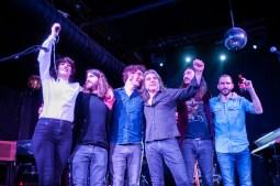 Aurora and the Betrayers el 23 de febrero de 2018. Por Ángel Burbano