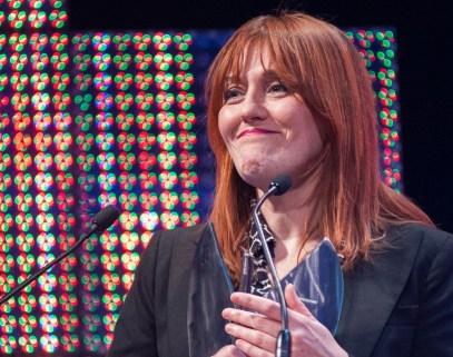 María José Hernández. Foto, Ángel Burbano. XIX Premios de la Música Aragonesa