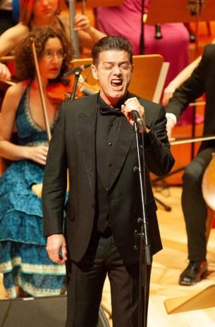 Santiago Auserón en la Sala Mozart el 22 de abril de 2018. Foto, Ángel Burbano