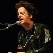 Willie Nile en el Teatro Arbolé el 13 de mayo de 2018. Foto de Ángel Burbano