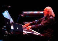 Serrat el 21 de junio de 2018 en la Sala Mozart. Por Ángel Burbano