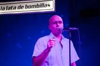 Corcobado en La Lata de Bombillas el 9 de septiembre de 2018. Foto, Ángel Burbano