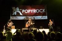 Popyrock 2018. Endorphin Shot, Centro Cívico Delicias. Foto, Luis Lorente