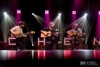 XX Premios de la Música Aragonesa. Foto, Jaime Oriz