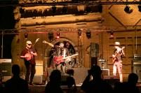 Blues Whale. Belchite Music Night. 22/6/19. Foto, Luis Lorente