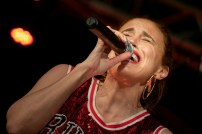 Celia Carballo. Belchite Music Night. 22/6/19. Foto, Luis Lorente