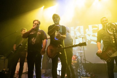 The Kleejoss Band en Las Armas el 8 de junio de 2019 por Luis Lorente