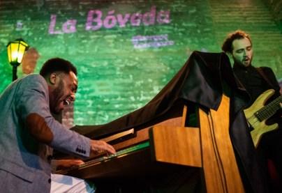 Dayramir GONZALEZ el 7 de julio de 2019 en LA BOVEDA DEL ALBERGUE - Foto Ángel Burbano