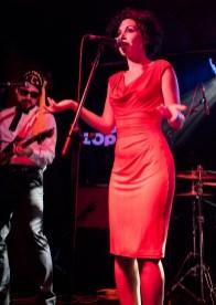 Esther y Los Twangs el 14 de junio en la Sala LOPEZ - Foto Ángel Burbano