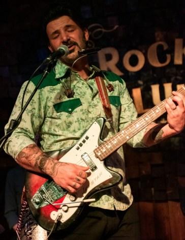 Smooth Hound Smith el 24 de enero de 2020. Rock & Blues. Por Ángel Burbano