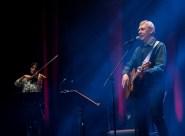 Joaquín Carbonell en su concierto celebración de 50 años en la música. Por Ángel Burbano para Aragón Musical. 2/12/2019